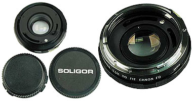 soligor 1,5x to fit canon fd